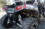 Muzzys Polaris RZR 4 Dual Exhaust