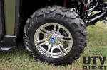 PURE Polaris Aluminum Wheels