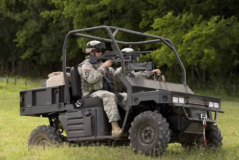 Polaris MVRS 700 4x4 - U.S. Armed Services