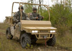 Polaris MVRS800 - Military UTV