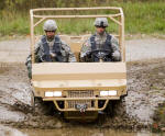 Polaris Defense MVRS800 - Military Side by Side Vehicle