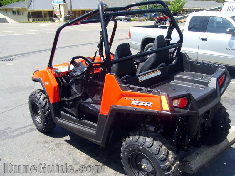 Polaris RZR Roll Cage