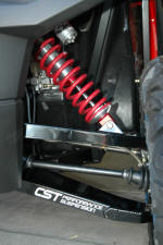 CST Performance Suspension - RZR Long Travel