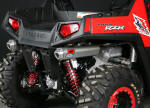 DMC Polaris RZR 800 Twin Exhaust