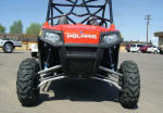 FST Motorsports - Polaris RZR Long Travel Kit
