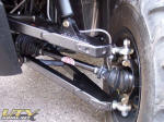 "RZR Tech - +3"" A-Arms RZR Mid-Travel Suspension Kit"