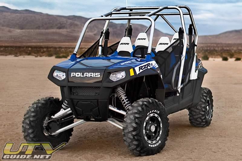 Polaris Razor 4 Seater