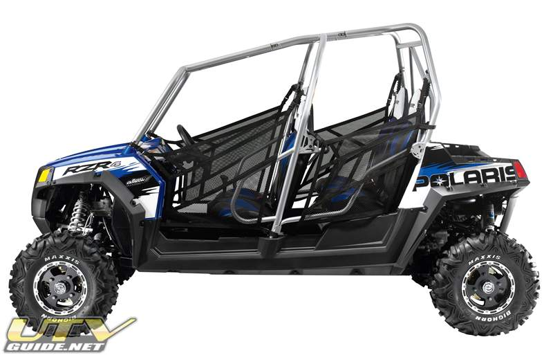 Robby Gordon Edition Polaris RANGER RZR 4