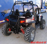 Polaris RANGER RZR Sport with Long Travel Suspension and Fox Shocks