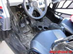 2009 Polaris RZR S - Footwell
