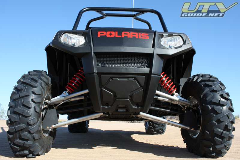 2009 Polaris RZR S 800, FOX SUSPENSION WITH POWER STEERING ...