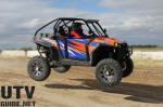 "Polaris RZR XP 900 with 30"" ITP Ultra Cross Tires"