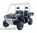 2008 Polaris Ranger LE - Black Metallic