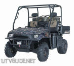 2008 Polaris Ranger LE - Mossy Oak� Browning Edition
