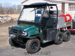 2006 Polaris Ranger 6x6 EFI - Holmen Area Fire Department