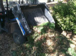 Polaris Ranger EV dump bed