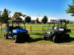 Polaris Ranger EV and Ranger 500