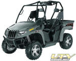 2012 Arctic Cat Prowler XT 550i Tungsten Metallic