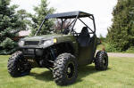 Polaris RZR Aftermarket Roll Cage, Bumper & Door