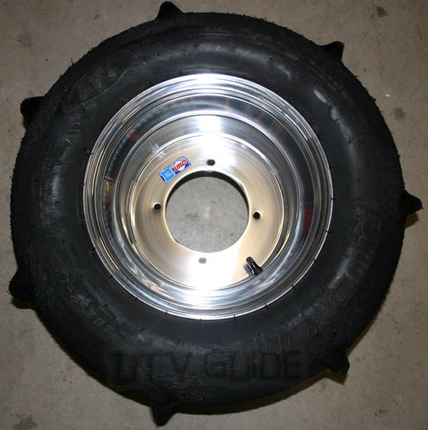 Fullerton Sand Sports - RZR Paddle Tire