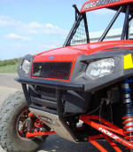 Polaris RZR Bumper - Holz Racing Products