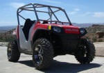 Polaris RZR Roll Cages & Side Panels - DragonFire Racing