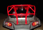 Hot Ride - Polaris Ranger RZR Roll Cage