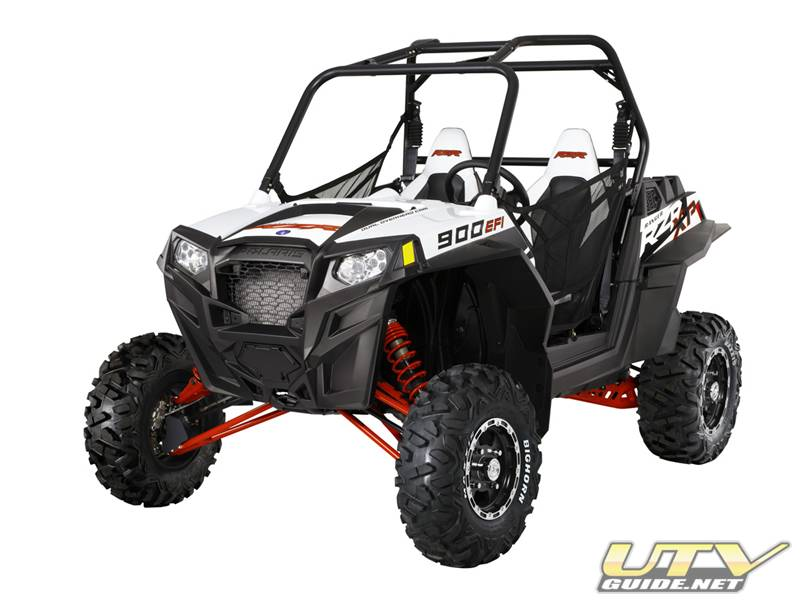 2012 RANGER RZR XP 900-White Lightning