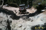 Polaris RZR on the Rubicon Trail near Walker Hill