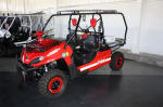 RCD Bulldog F640 Emergency Wildfire Response Vehicle