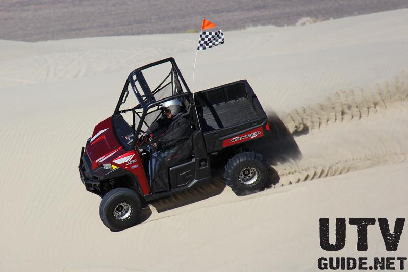 2013 Polaris RANGER XP 900 at Sand Mountain, NV