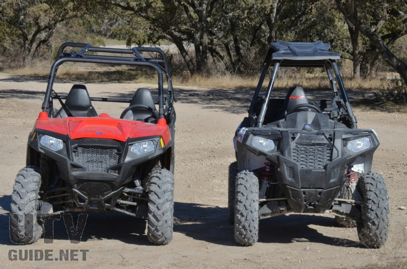 RZR 570 vs. Sportsman ACE