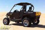 Can-Am Commander Long Travel Suspension