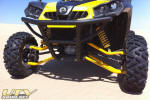 "Can Am Commander +4"" Long Travel Suspension"