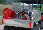 TerraTor Pumpster� mini-pumper - Polaris Ranger 6x6