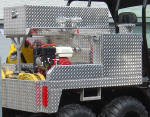 Fire Skid for Polaris Ranger 6x6