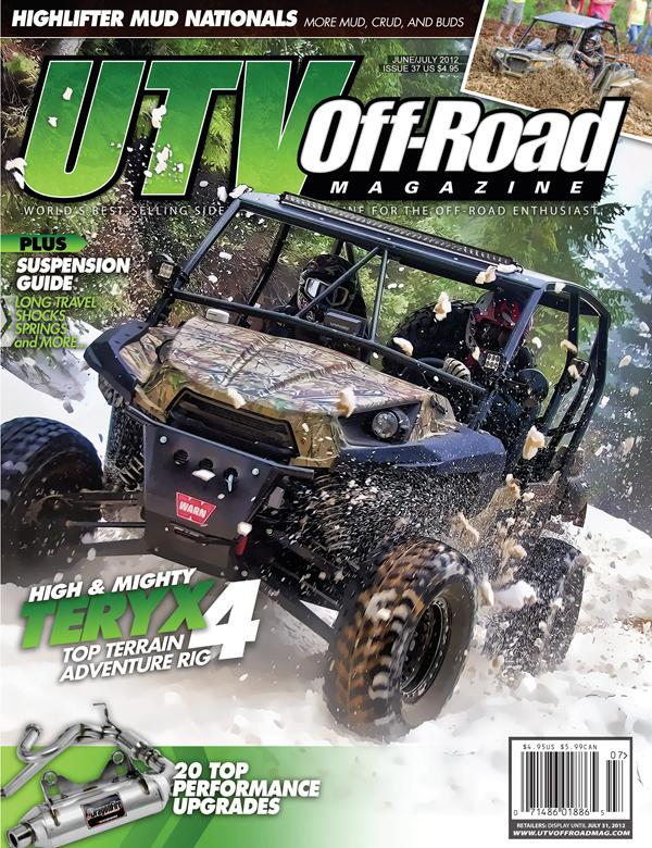 NorCal Teryx Tour of Chappie-Shasta OHV