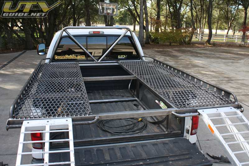 Truck Rack for Rhino, RZR, Teryx, Prowler and Ranger