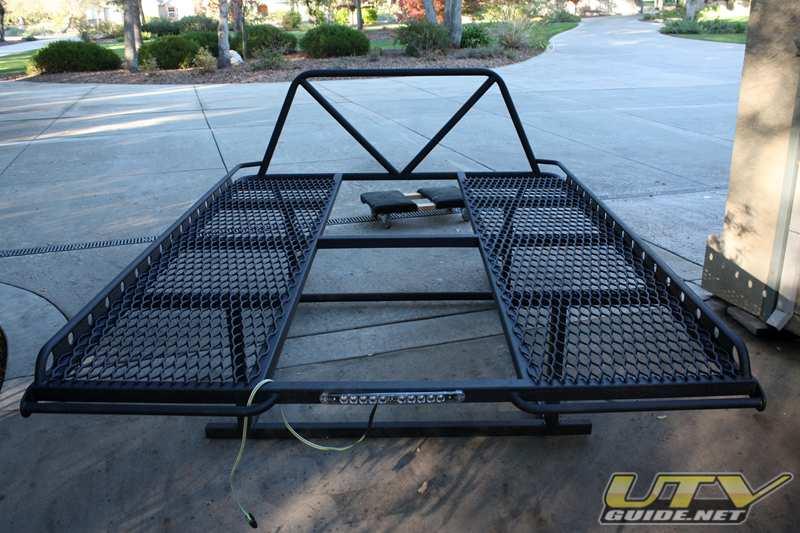 Utv Truck Bed Carrier Rack For Sale