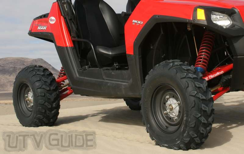 UTV Sand Dune Tire Review