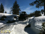 Polaris RZR S on the Rubicon Trail - Wentworth Springs Rd.