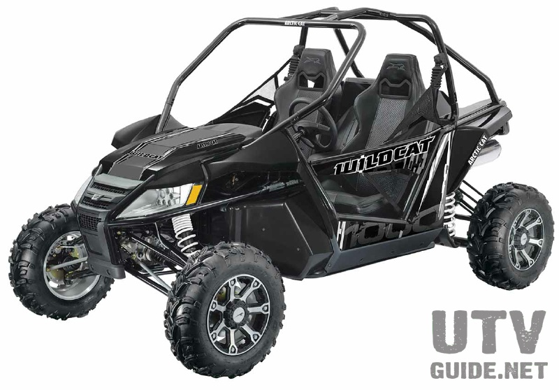 2015 Arctic Cat Wildcat