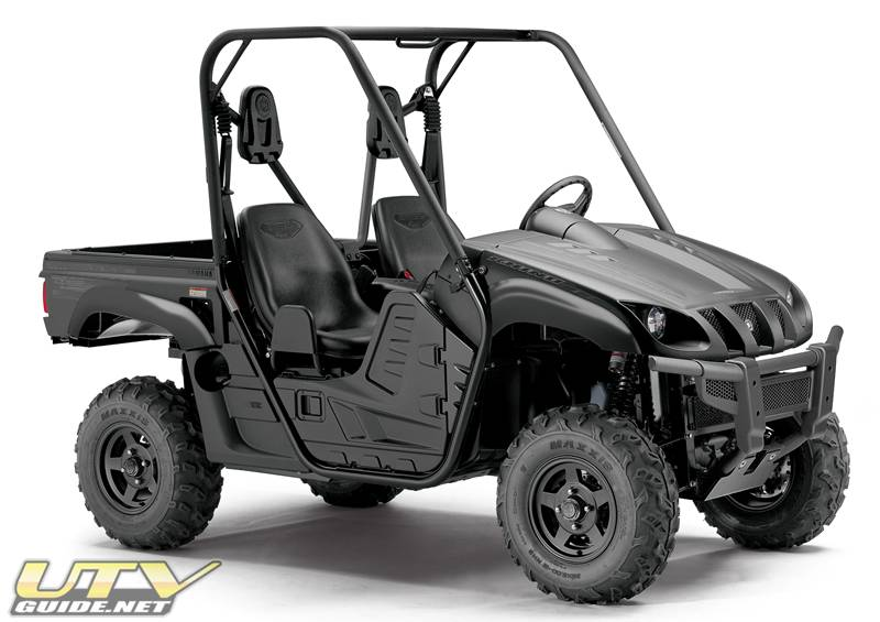 Tactical Black Special Edition Yamaha  Rhino 700