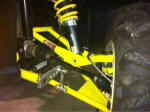 Bopp Race Components Can-Am Commander XC