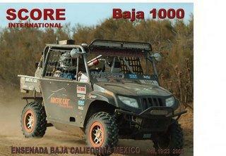 Baja 1000 - GBC Motorsports