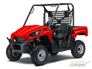 2010 Kawasaki Teryx 750 EIF 4x4