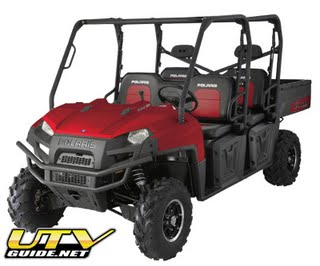 2010 Limited Edition Polaris RANGER Crew with Power Steering