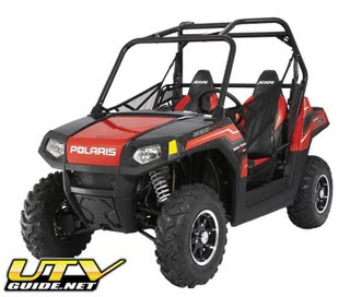 2010 Walker Evans Polaris RZR