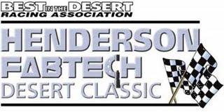 Henderson FabTech Desert Classic