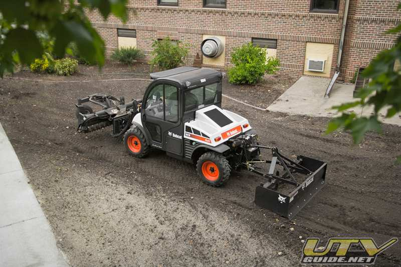 Bobcat Introduces The Toolcat 5610 Utv Guide